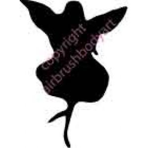 0238b fairy backing reusable stencil
